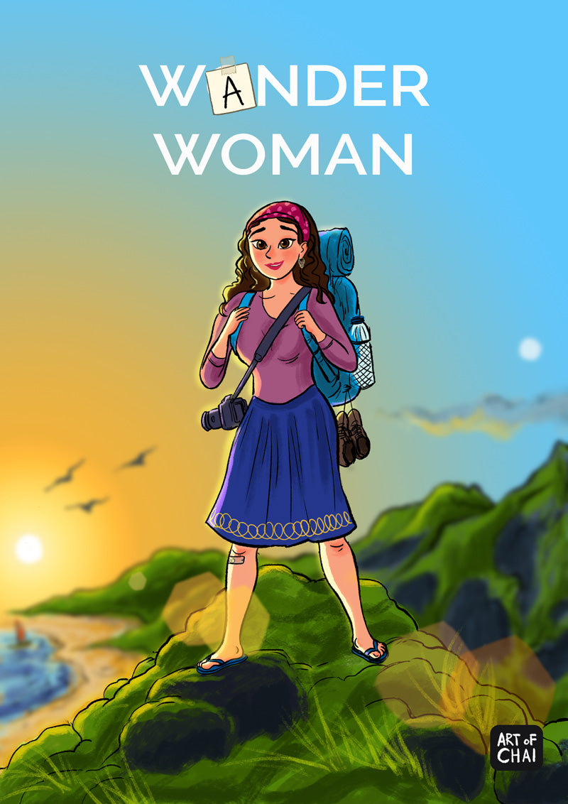 Wander Woman - Poster