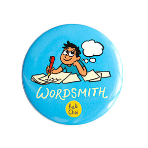 Wordsmith Badge
