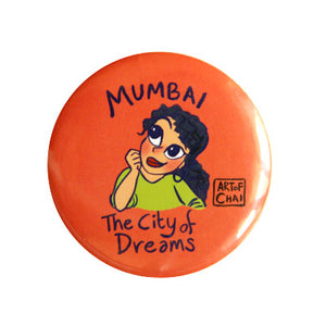City of Dreams Magnet + Badge