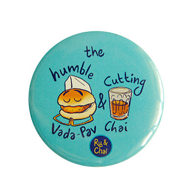 Vada Paav Chai Badge