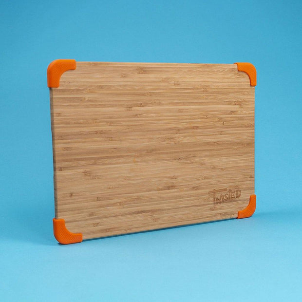 GET TO THE CHOPPER <br>Chopping Board