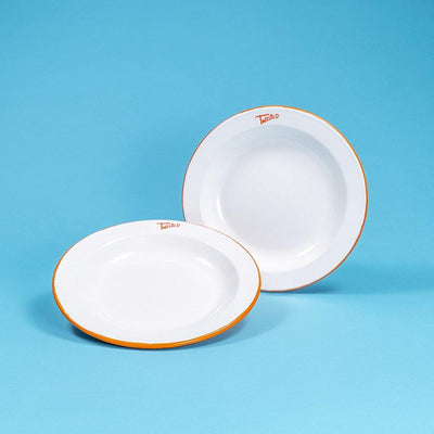 MATES  Plates <br>(Set of 2)