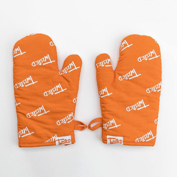 TWISTED MITTS <br>  Oven Gloves