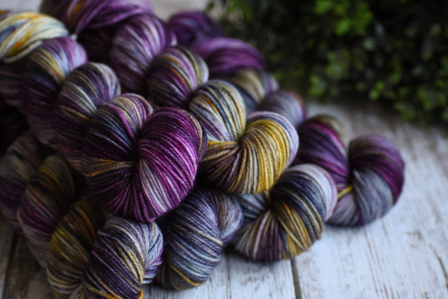 Nightfall - Merino Worsted