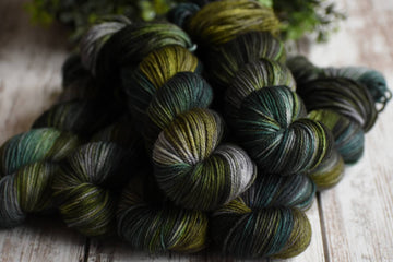 Green with Envy - Merino Worsted