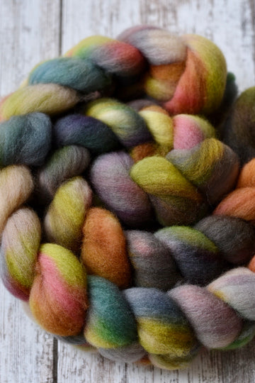 Tempest- Falkland Wool Roving