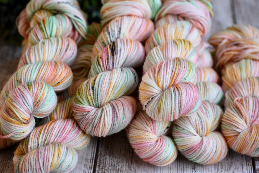 Frosted Sugar Cookie- Merino Worsted