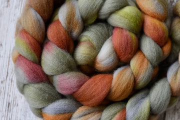 Weathered- Falkland Wool Roving