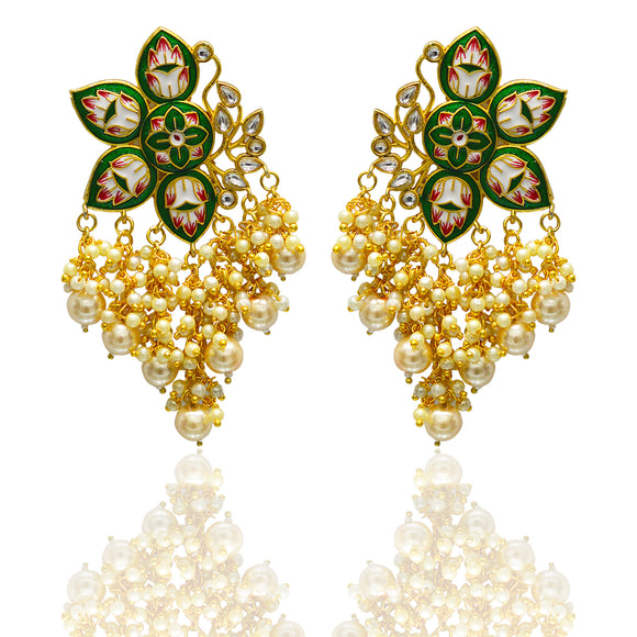 Jhumka Earrings Online Shopping ,Buy Designer Jewellery Online