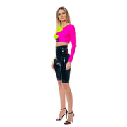 Leggings / Colanti 1/2 - Latex