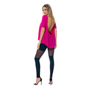 T shirt No1 - Fucsia