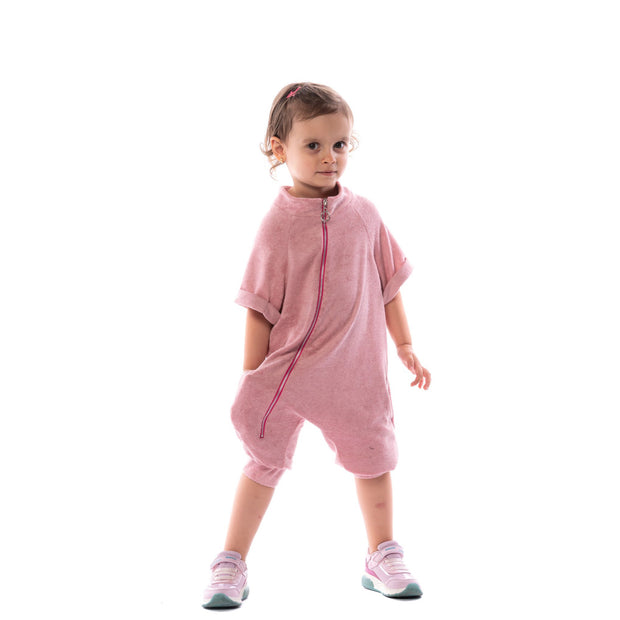 Baby PlaySuit salopeta din plus