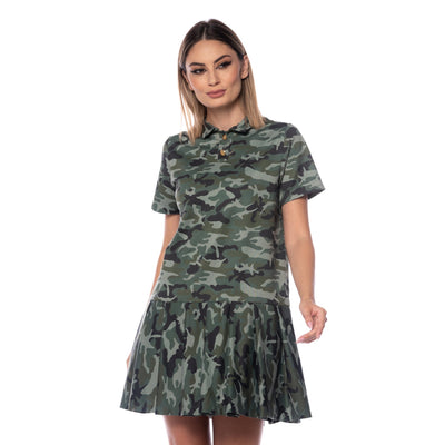 Tennis Dress - Camouflage Special Edition