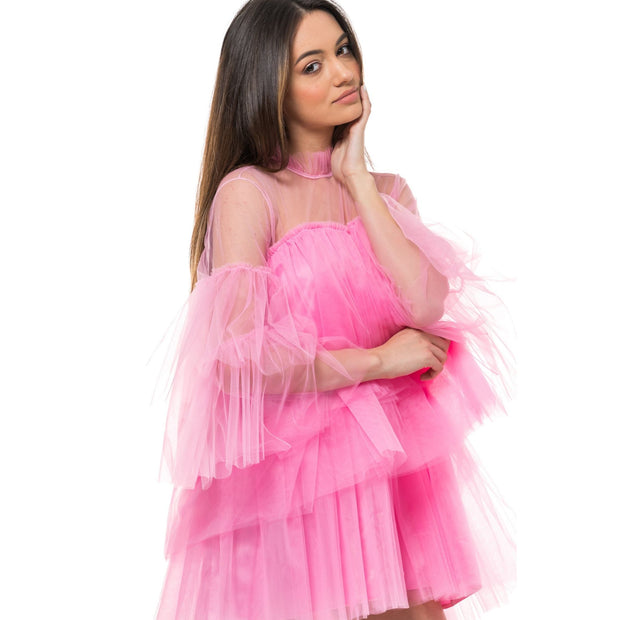 "Rochie din tulle ""Breathless"""