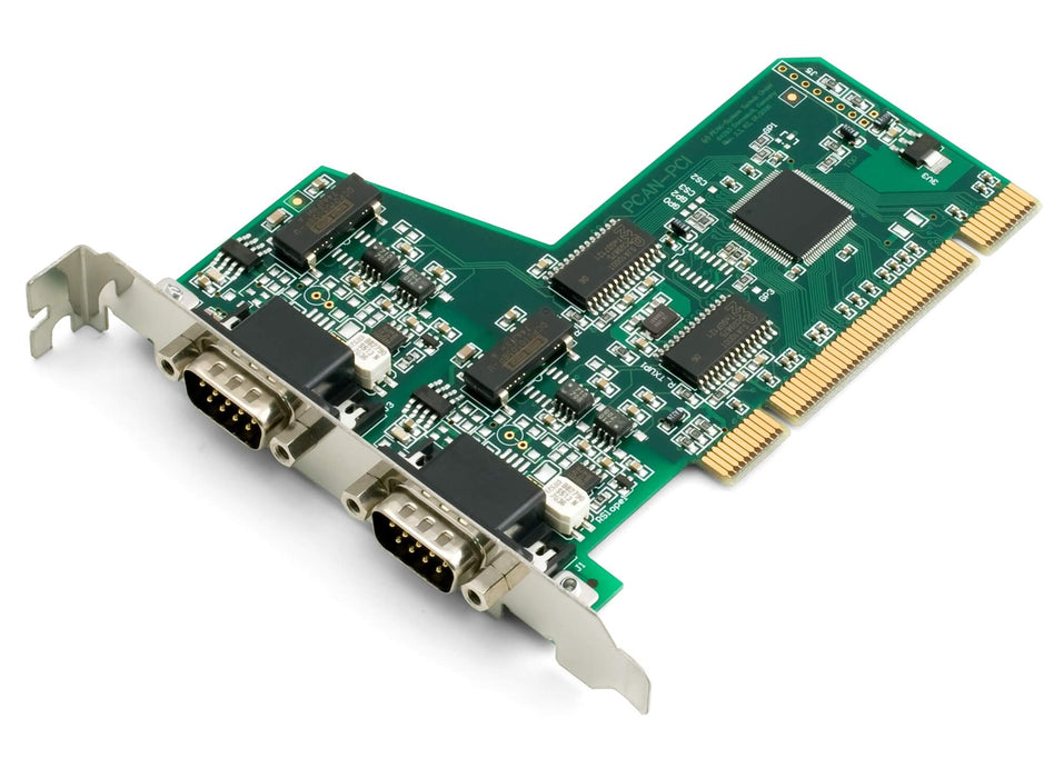 PCAN-PCI insert-card iso (1ch/2ch)