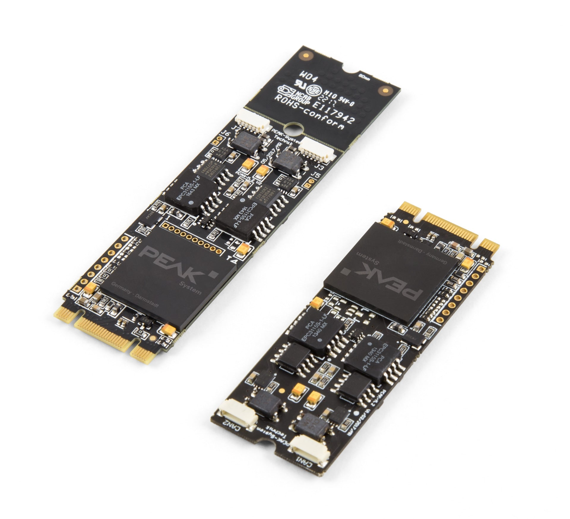 SYS TEC USB-CANmodul1 (single CAN, opto-isolated)