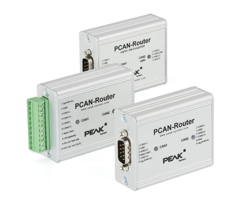 PCAN-Router w/ Phoenix connector