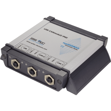 SYS TEC USB-CANmodul2 IP65