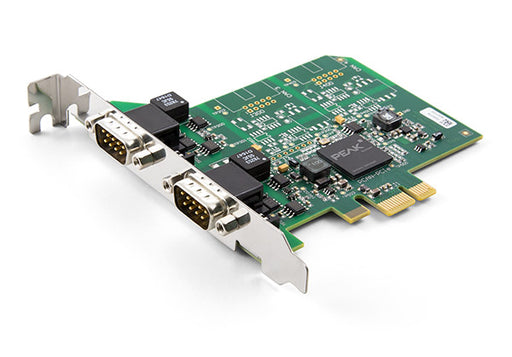 PCAN-PCI Express Insert-card (1ch/2ch)