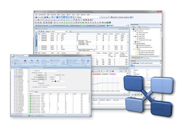 PCAN-Explorer V5 Software