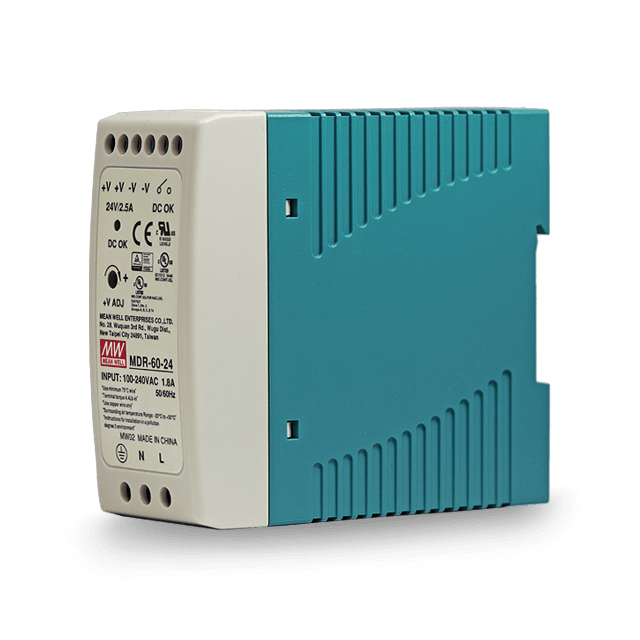 Kunbus DIN rail power supply unit for RevPi