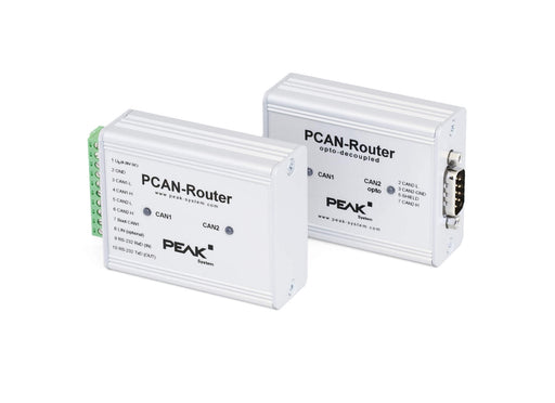 PCAN-Router - opto decoupled w/D-Sub