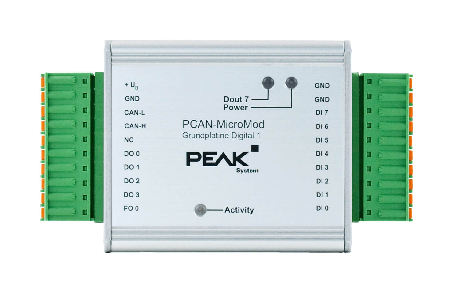 PCAN-MicroMod Digital 1
