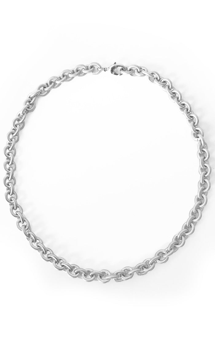 ARTEMIS NECKLACE | Silver Plated - Eddera