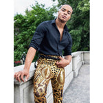 Gold king Pants