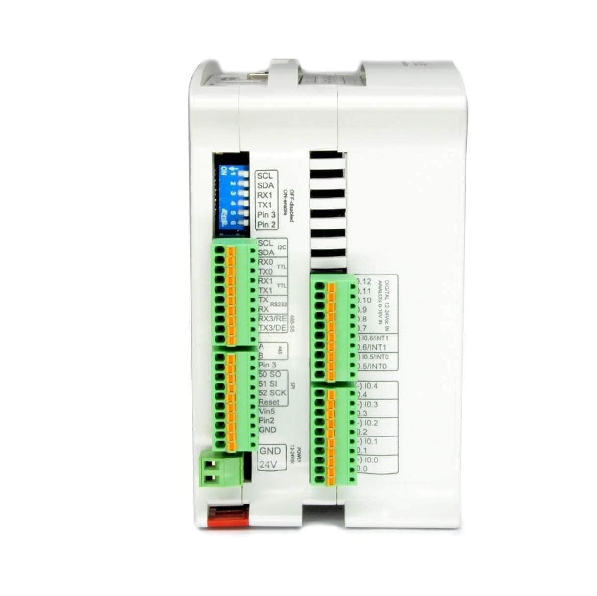 M-DUINO PLC Arduino 21 I/Os Analog/Digital PLUS - Open Industrial PLC