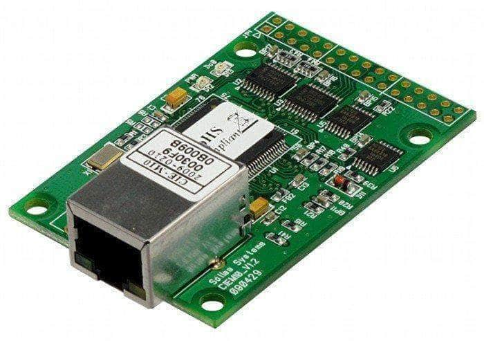 8-Port Ethernet Remote I/O Networking Modbus/TCP Module - CIE-M10