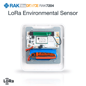 RAK7204 LORAWAN ENVIRONMENTAL SENSOR - AU915 AS923 MHZ