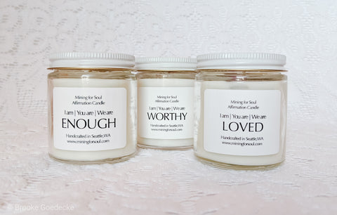 Trio Candle Sets