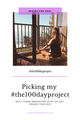 pinterest 100 day challenge graphic