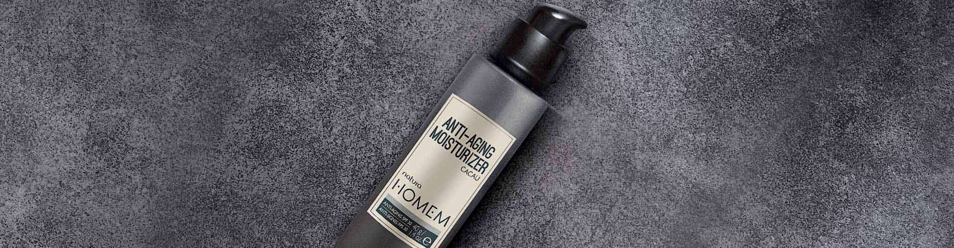 Facial moisturiser: do men need one too?