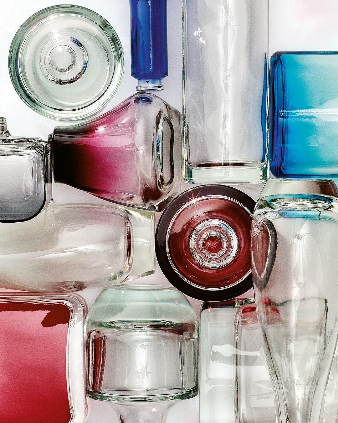 7 curious facts about the recycled glass that Natura uses