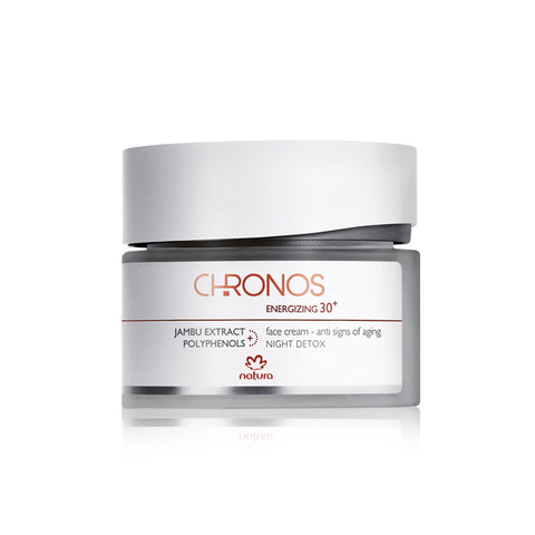ENERGIZING 30+ FACE NIGHT CREAM