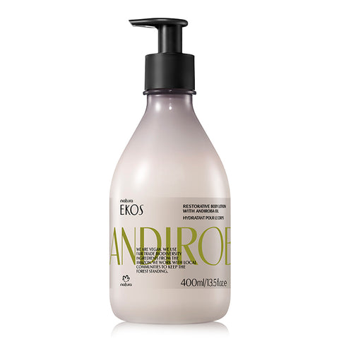 RESTORATIVE BODY LOTION WITH ANDIROBA OIL