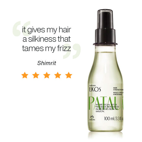 HAIR STRENGTHENING OIL