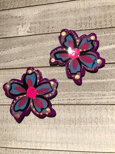 Imani Flower Purple R2S