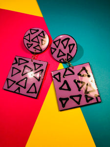 Graffiti Blocks (Pink) R2S