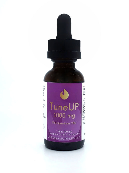 TuneUP Full-Spectrum CBD 1000mg