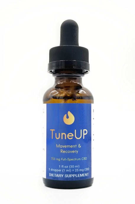 TuneUP Full-Spectrum CBD 750mg