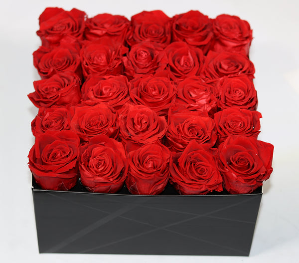 Red Passion Roses - De Moi Luxe