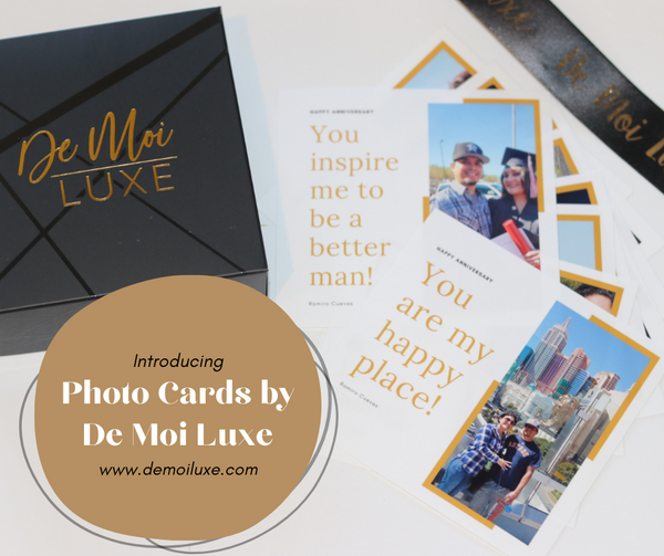 Photo Cards by De Moi Luxe - De Moi Luxe