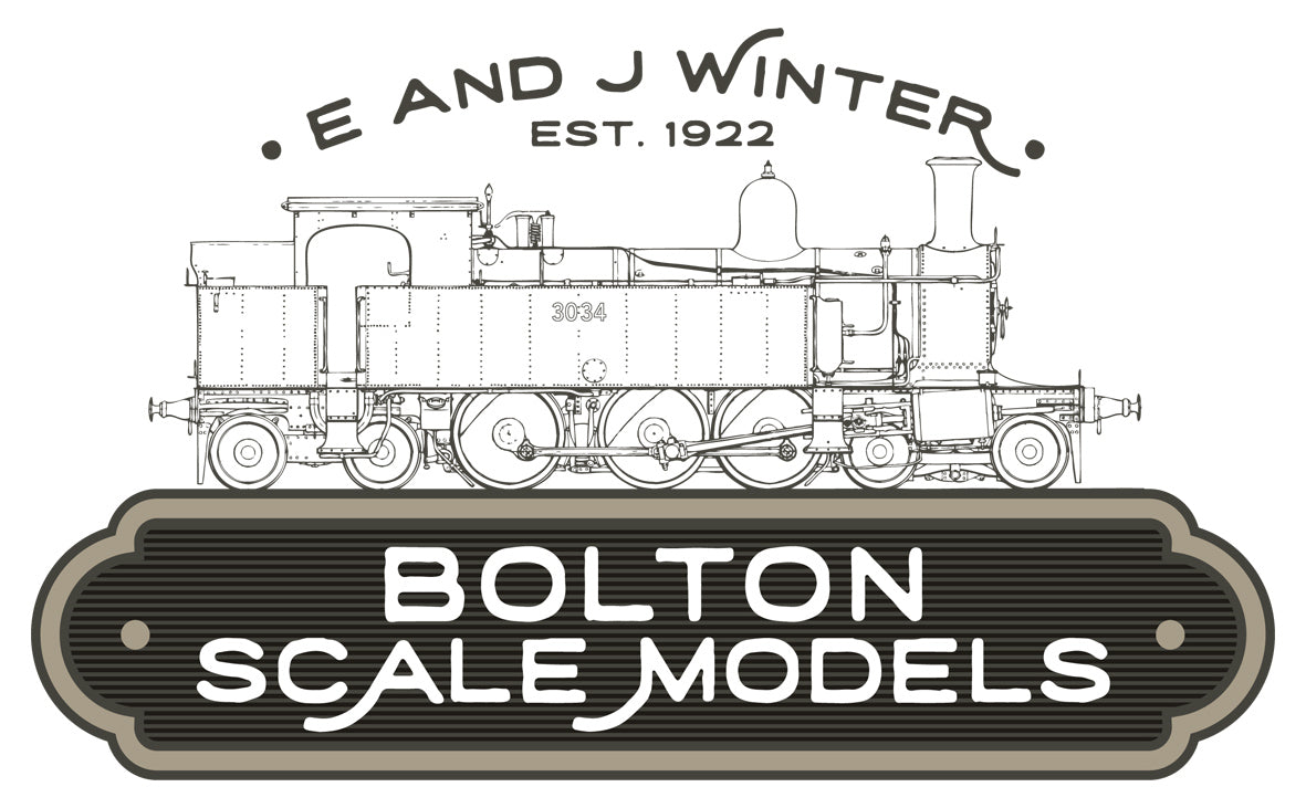 Model Engineering – E and J Winter - Bolton Scale Models