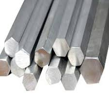 Bright Mild Steel (BMS) Hex Bar