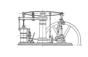 Bolton Number 12 Beam Engine