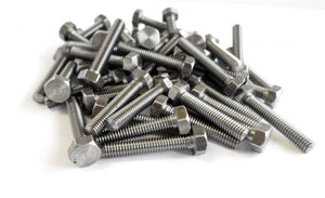 British Association (BA) Steel Small Hex Head Set Screws