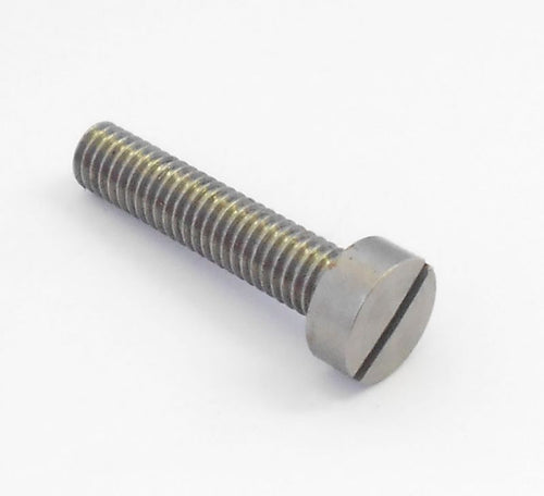 British Association (BA) Steel Cheese Head Screws